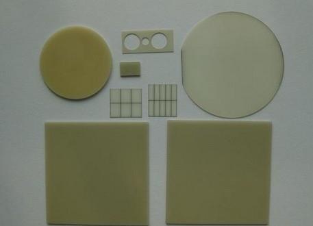 High Thermal Conductivity Ceramic Substrate Aluminum